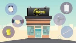Marvel's Office